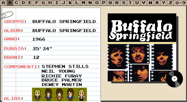 Buffalo Springfield - Buffalo Springfield