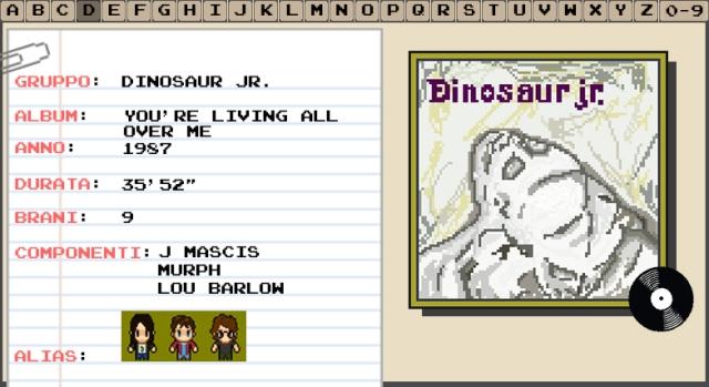 Dinosaur Jr - You're Living All Over Me