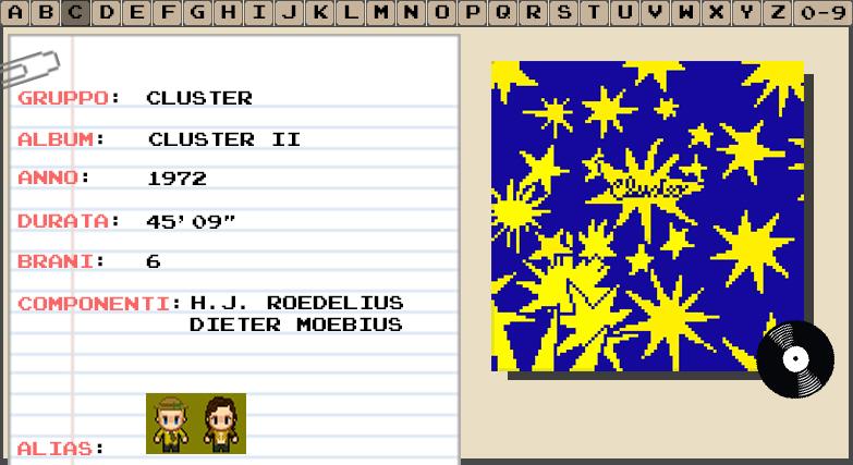 Cluster - Cluster II.jpg