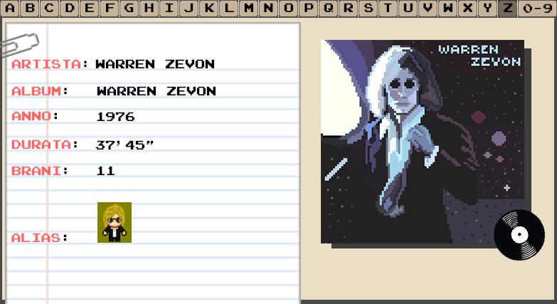 Warren Zevon - Warren Zevon.jpg