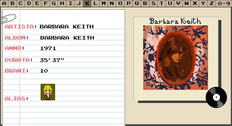 Barbara Keith - Barbara Keith.jpg