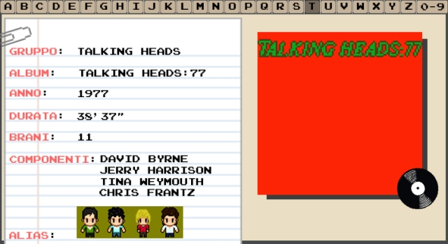 Talking Heads - Talkings Heads 77