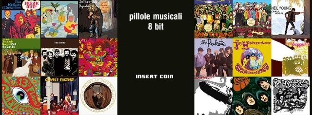 Pillole Musicali 8 bit