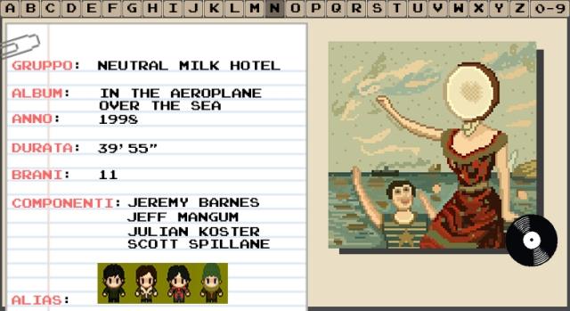 Neutral Milk Hotel - In The Aeroplane Over The Sea