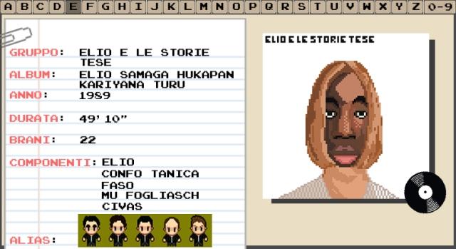 Elio E Le Storie Tese - Elio Samaga Hukapan Kariyana Turu