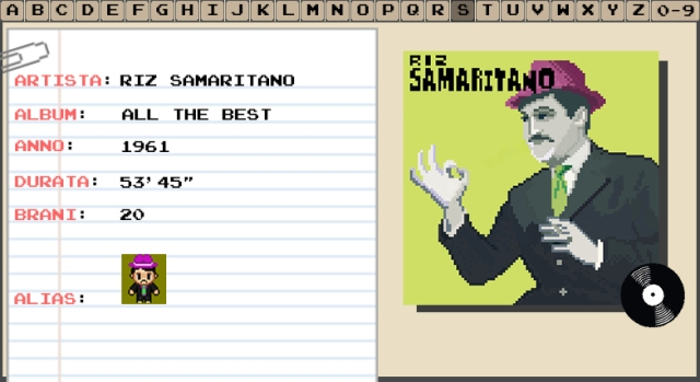Riz Samaritano - All The Best